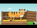 Песенки для детей - Едет трактор - мультик про машинки.mp4