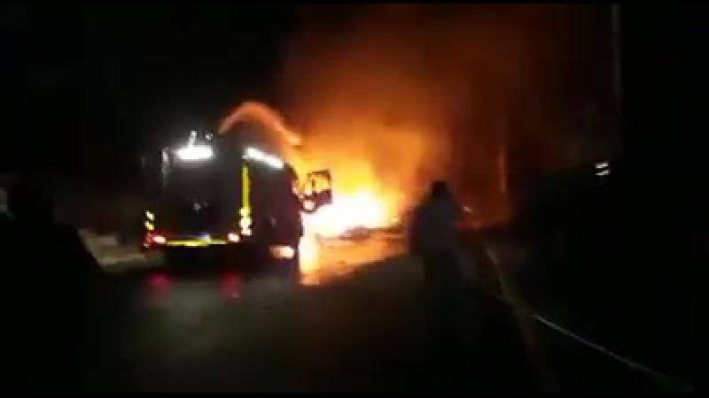 Une explosion massive dans louest de la ville dAlep située près des positions de larmée turque