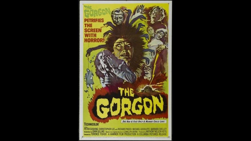 Горгона The Gorgon (1964)