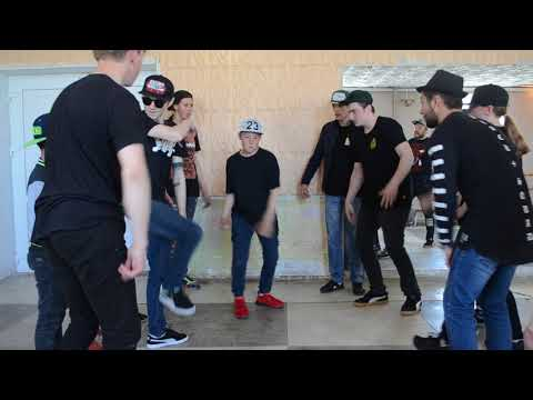 Buck Life vs DarkLandWarrior  9 Tour 