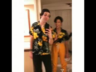 Instagram Liza and David