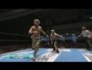 Rocky Romero YOH SHO vs Yoshinobu Kanemaru El Desperado TAKA Michinoku NJPW Road to the New Beginning 2018 Day 7