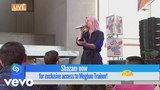 Meghan Trainor - Like I'm Gonna Lose You (Live on The Today Show)
