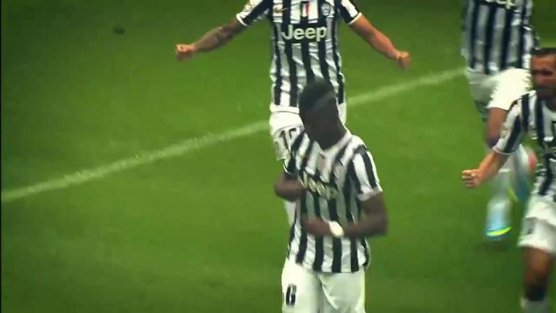 Paul Pogba in Juve