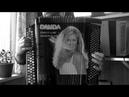Dalida - Paroles, paroles - Russian accordion на баяне