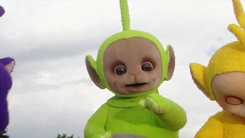 The Teletubbies perform I Fink U Freeky by Die Antwoord (Explicit Lyrics)(1)