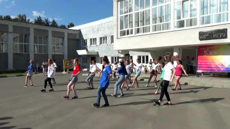 ДЕТИ УРБАНА фестиваль уличных видов спорта в Вязниках. 1-я часть
