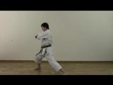 Heian Yondan - Shotokan Kata Bunkai