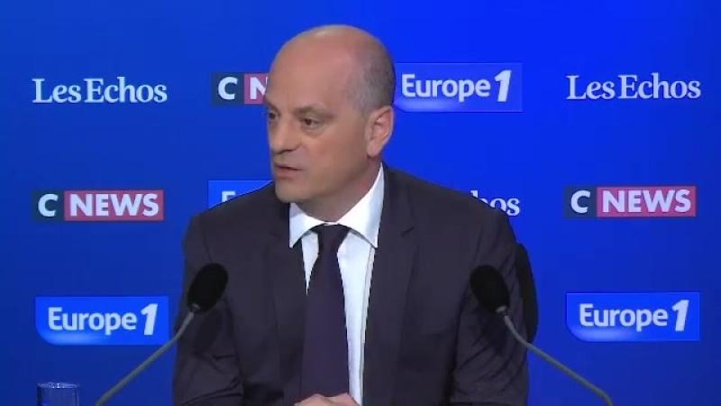 Ministre de l'Éducation nationale : « Les Bleus sont une preuve que l'intégration des étrangers fonctionne plutôt bien »