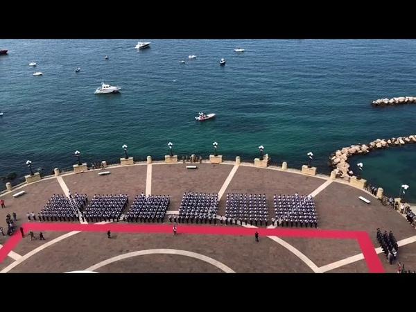 Taranto, l'Aeronautica vista dal... cielo