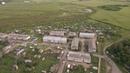 Исетское. Улица Федосова с высоты 120 метров
