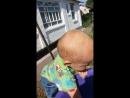Мой сынуля-чистюля