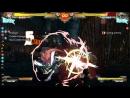 Guilty Gear Xrd Rev2 Baiken sideswap combo v2