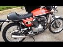 Мотоцикл Moto Morini Sport 350 Sport 1977 года