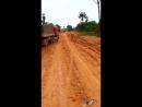 Transportando a safra no Pará Miritituba