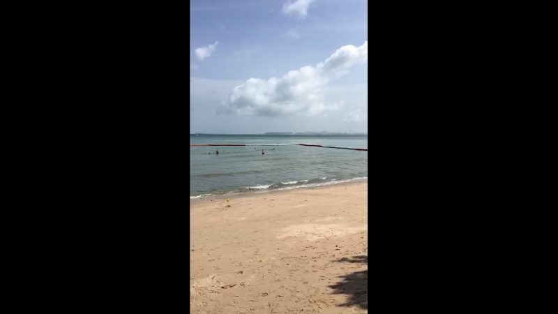 Тайланд, пляж отеля Модус Ресорт