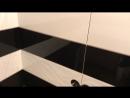 В процессе Черно-белая ванная комната От Компании Жизнь Сервис