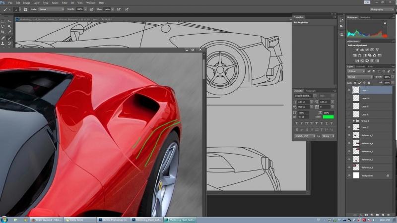 занятие5 - Hard Surface Modeling (rus)