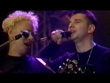 Depeche Mode - Enjoy The Silence (Live TV 1989)