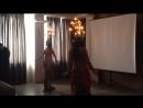 Танец со свечами шоу Империя