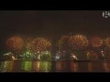 Лучшие в мире фейерверки новогодней ночи