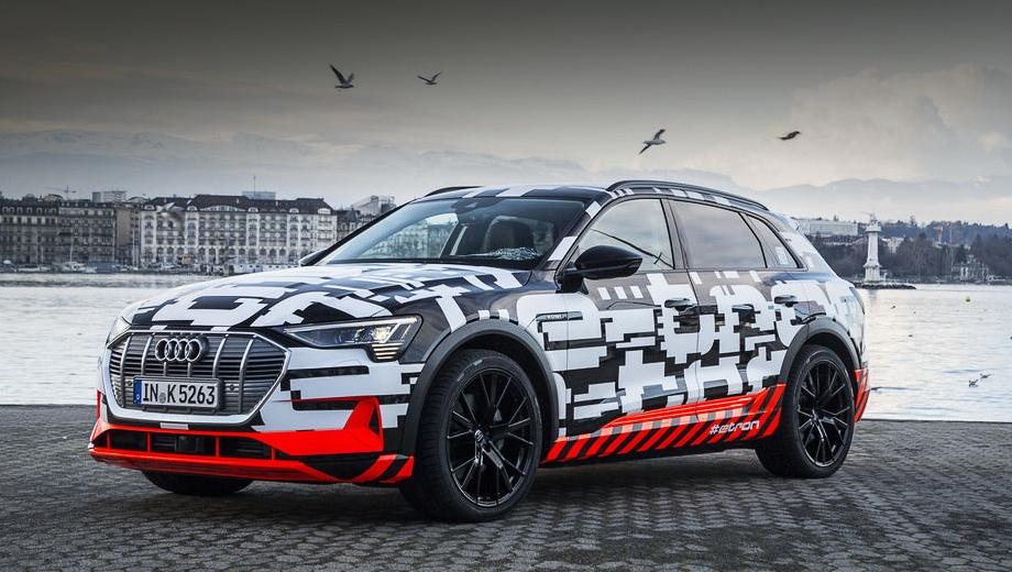 Компания Audi раскрыла технологические секреты модели e-tron.