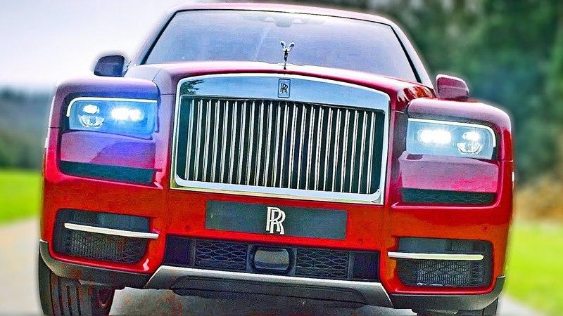 Rolls-Royce Cullinan SUV (2019) The World's Best SUV?