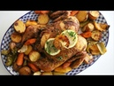 Կիտրոնով Սխտորով Հավը Ջեռոցում - Roasted Garlic Lemon Chicken - Heghineh Cooking Show in Arme