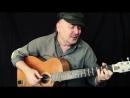 Ваше Благородие Игорь Пресняков соло на аккустической гитаре