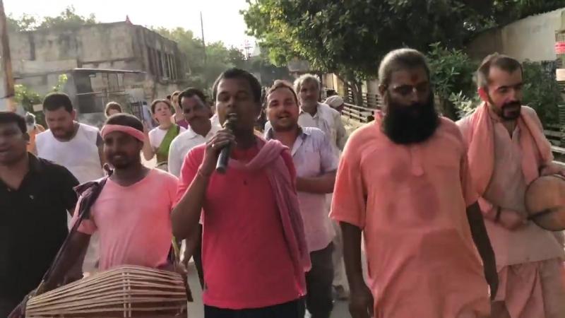 Syama Diwana Hai ! Vrindavan, 11.06.18