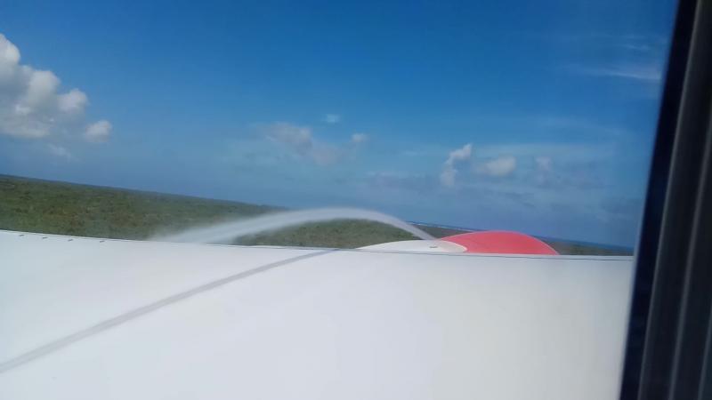 Доминикана . Аэропорт Пунта Кана