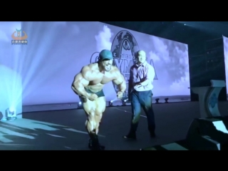 ROELLY WINKLAAR GUEST POSING IN OLYMPIA AMATEUR CHINA 2018