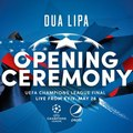 """DUA LIPA on Instagram: """"Can't wait to kick-off the @ChampionsLeague Final Opening Ceremony with @Pepsi! Make sure you tune-in! #LoveItLiveIt"""""""