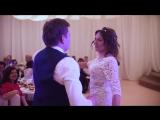 первый танец Анастасии и Ильи