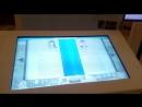 Интерактивные столы с контентом любой сложности для ваших мероприятий от компании Гефест Проекция!