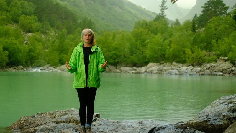 Бадукские озера. Динкины рассказы