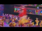 Ансамбль танца Кубанская казачья вольница Скоморохи