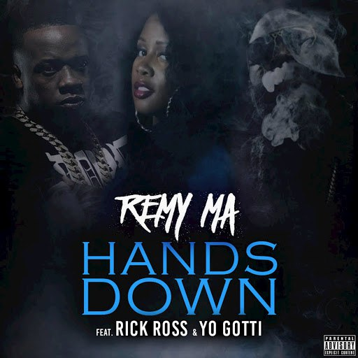 Remy Ma альбом Hands Down (feat. Rick Ross, Yo Gotti)