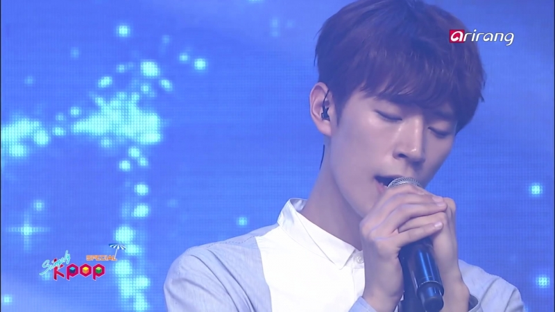 160805 KNK(크나큰) – Once In A Lifetime @ Simply K-Pop