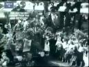 10 мая 1945 года Москва, Белорусский вокзал. Встреча победителей