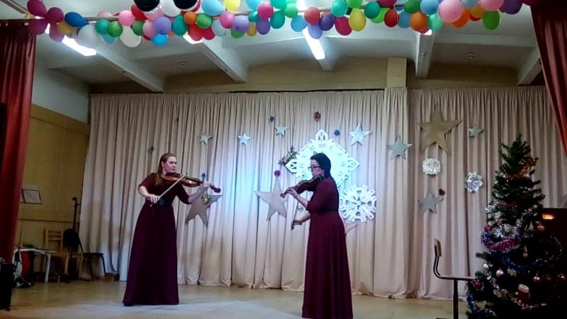Эсин Энгин_Королек - птичка певчая_Белицкая, Лиганова (27.12.17)