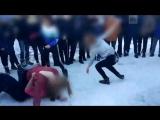 Жестокая драка школьниц в Златоусте. Настоящие бои без правил, все очень серьезно.