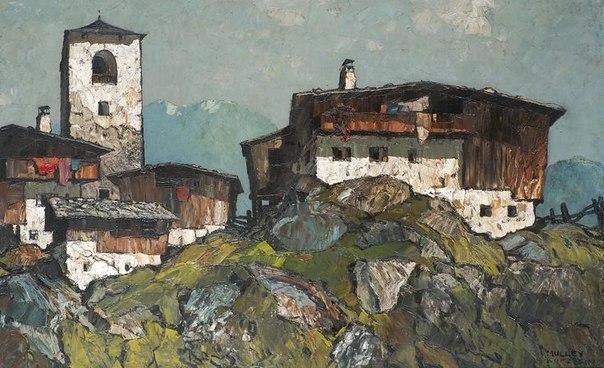 Oskar Mulley (1891-1949)