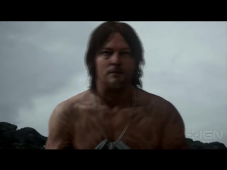 Kojima Productions Death Stranding Reveal Trailer - E3 2016 (1)