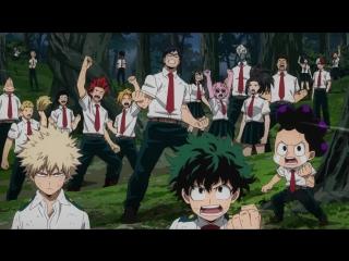 Boku no Hero Academia 3   Моя геройская академия 3 - Превью 2 серии.