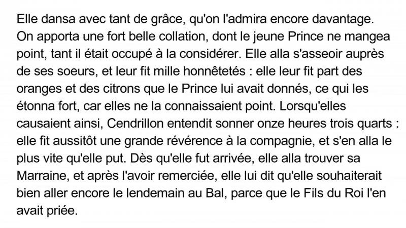 Cendrillon ou La Petite Pantoufle de Verre de Charles Perrault (Livre audio avec texte)