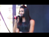 Conchita Wurst - Unbreakable - Krone Fest 17.08.2012