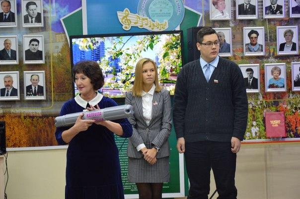 В Краеведческом музее первостроители отметили 55-летний юбилей