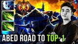 Abed, World's Best Meepo Player - EPIC Compilation with Manta Style Build Road to TOP-1 - Dota 2