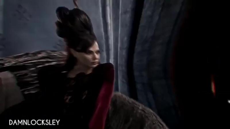 Regina evil queen / ouat vine